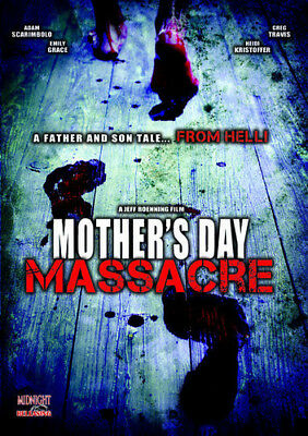 Mothers Day Massacre New DVD Manufactured On Demand