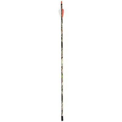 Universal Camouflage Cammo Arrow Feather Mast Twist Replacement Antenna