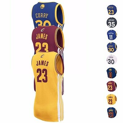NBA Adidas Golden State Warriors - Cleveland Cavaliers Replica Jersey Womens