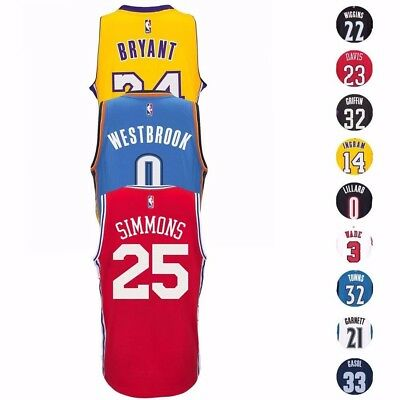 NBA Official Adidas Climacool Swingman Home Road Alt Jersey Collection Mens