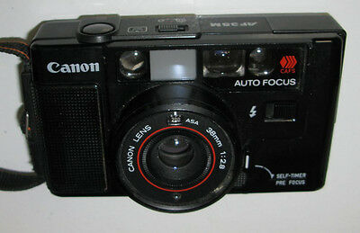 CANON AF35M auto focus 35 MM Excellent Condition wysiwyg
