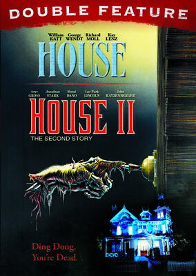 House Double Feature New DVD