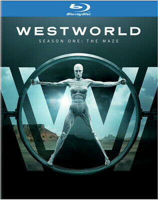 Westworld The Complete First Season Blu-ray