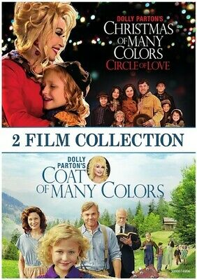 Dolly Partons Coat Of Many Colors  Christmas Of DVD