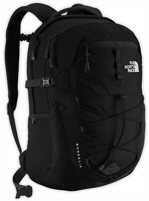 The North Face Borealis Laptop Backpack - TNF Black