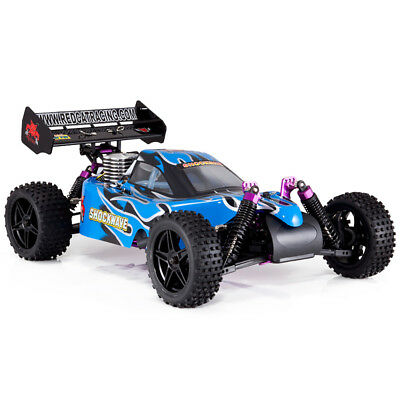 Redcat Racing Shockwave 110 Scale Nitro Engine 4x4 RC Remote Control Buggy