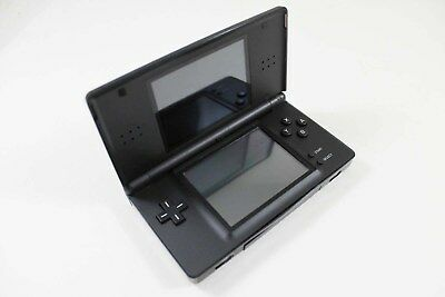Nintendo DS Lite Onyx System - Refurbished - Works Great