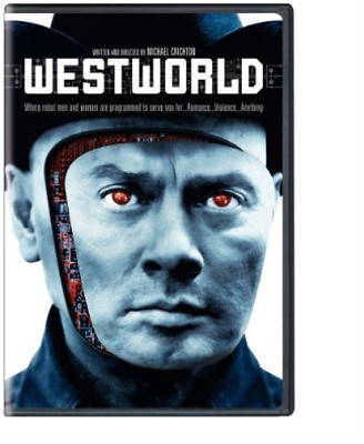 SCIENCE FICTION-Westworld  DVD NEW
