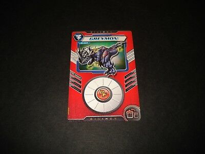 BANDAI DIGIMON FUSION CARD DF-028 GREYMON-FREE COMBINED SHIPPING-GREAT CONDITION