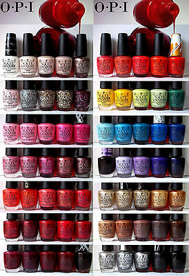 OPI O-P-I Nail Polish - OPEN STOCK - YOUR CHOICE - Full Size Lacquer Series A -