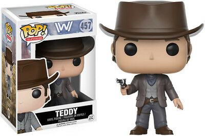 Funko Pop Television Westworld - Teddy New Toy Vinyl Figure