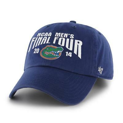 Florida Gators 47 Brand 2014 Final Four March Madness Blue Adjustable Hat Cap