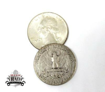 Roll Of 40 10 Face Value 90 Silver Washington Quarters
