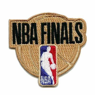 2018 NBA FINALS Logo Jersey Basketball Patch Cleveland Golden State Warriors