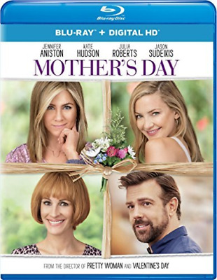 ANISTONJENNIFER-MOTHERS DAY  Blu-Ray NEW