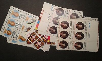 US Postage Lot of 100 15c stamps- Face 15-00- Selling for 11-25 FREE SHIPPING
