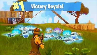 Fortnite Win GUARANTEED Victory Royale 1