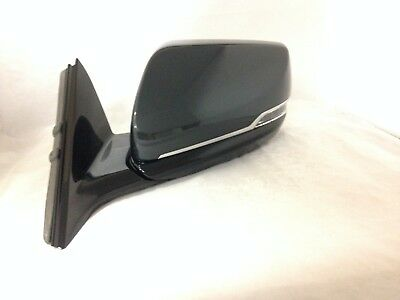 2016-2018 CT6 euro spec gray LH power door mirror- Driver side -BSM Camera Light