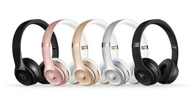 Genuine Beats by Dr- Dre Solo3 Wireless Headband Headphones Pick Your Color
