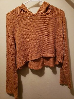 Forever 21 Top Size S Crochet