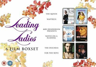 Mothers Day Collection DVDLeading Ladies 6 Film Boxset The Que- -  CD FUVG
