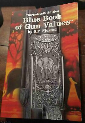 Blue Book of Gun Values 2018 2019 39th Edition NEW Free Shipping