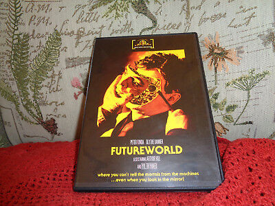 Future World Futureworld dvd Peter Fonda Blythe Danner Westworld sequel
