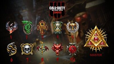 black ops 4 ps4 zombies grind to master prestige