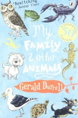 My Family and Other Animals By Gerald Durrell- 9780141321875