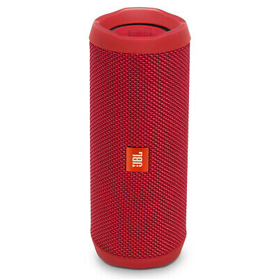JBL Flip 4 Portable Waterproof Bluetooth Speaker Factory Certified Refurbished