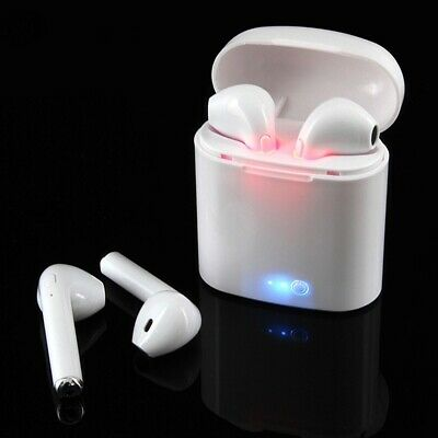 Dual Wireless  Bluetooth Earphone Earbuds for Apple Airpods iPhone IOS Android