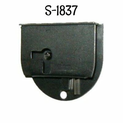 Half Mortise Drawer or Right Hand Door Lock - Antique Furniture Style Lock