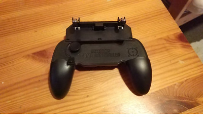 PUBG Fortnite Mobile Gamepad Joystick Trigger Shooter Controller iPhone Android