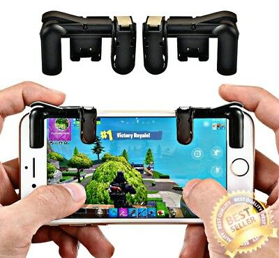 TRIGGER BUTTONS FOR FORTNITE  PUBG MOBILE GAME CONTROLLER  ANDROID AND IOS