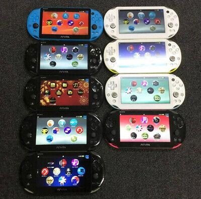 PS Vita PCH-2000 Sony Playstation Console only Various colors【Excellent】
