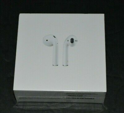 Apple MMEF2AMA Airpods with Charging Case New in Apple Original Package