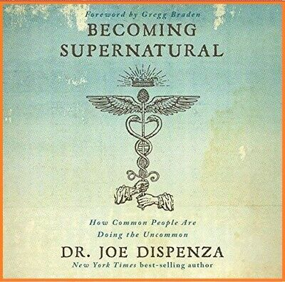 Becoming Supernatural How -By Dr- Joe Dispenza audiobook Fast e-Delivery