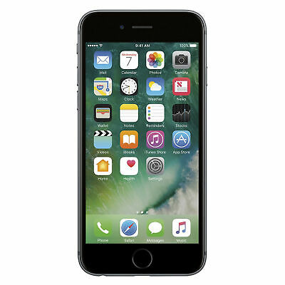 Apple iPhone 6S 128GB GSM Unlocked Space Gray - Excellent