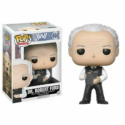 Funko POP Television Westworld Dr- Robert Ford 460 Action Figure NEW