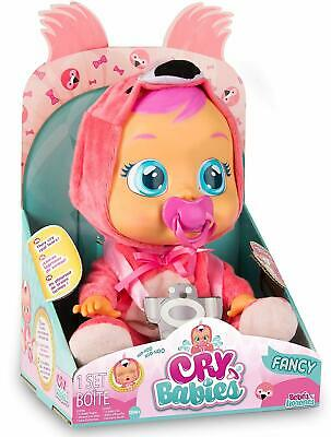 Cry Babies Fancy Doll - TOYS  BABY  NEW  Free Shipping -Fancy Doll -NEW