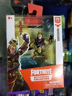 FORTNITE Battle Royale Collection WUKONG 2 Action Figure Accessories New