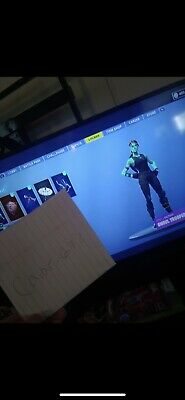 Ghoul Trooper Fortnite Account READ DESCRIPTION BEFORE PURCHASE