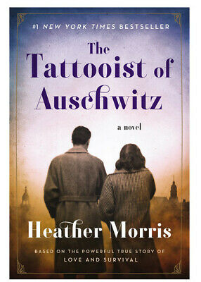 The Tattooist of Auschwitz by Heather Morris EPUB-PDF-MOBI FAST DELIVERY