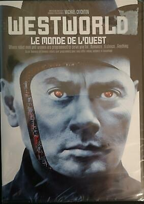 Westworld 1973 BRAND NEW DVD 2010 Widescreen Canadian FREE SHIPPING