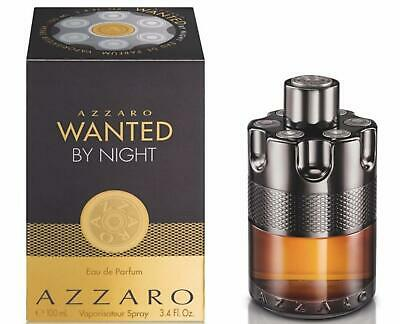 Azzaro Wanted by Night by Azzaro cologne for him EDP 3-3  3-4 oz New in Box