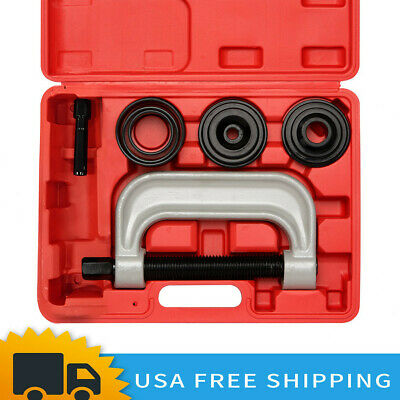 3 in 1 Ball Joint U-Joint C-Frame Press Service Set 4 Truck Brake Anchor Pins US
