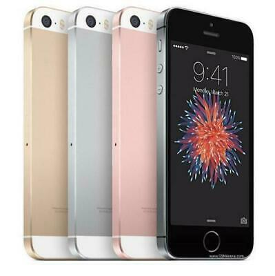 Apple iPhone SE 163264128GB 1st-Gen Unlocked Smartphone Grey Pink Gold Silver
