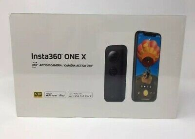 NEW Insta360 ONE X Camera ALL IN ONE Camera Bundle Creator Kit