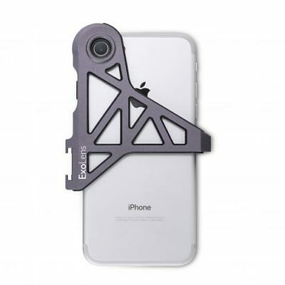 ExoLens Wide Angle - Telephoto Lens for iPhone 6 Aluminum 9472201