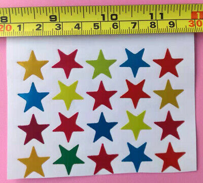 D7 Sticky paper Chinese gift Child sticker Child reward star free shipping cost